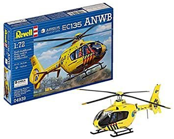 REVELL - Airbus Helicopter EC135 ANWB - 1/72