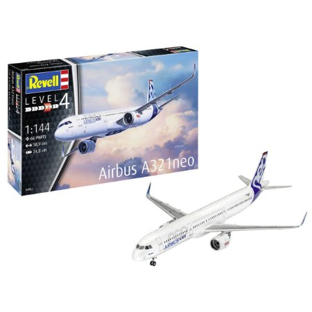 REVELL - Airbus A321 Neo - 1/144