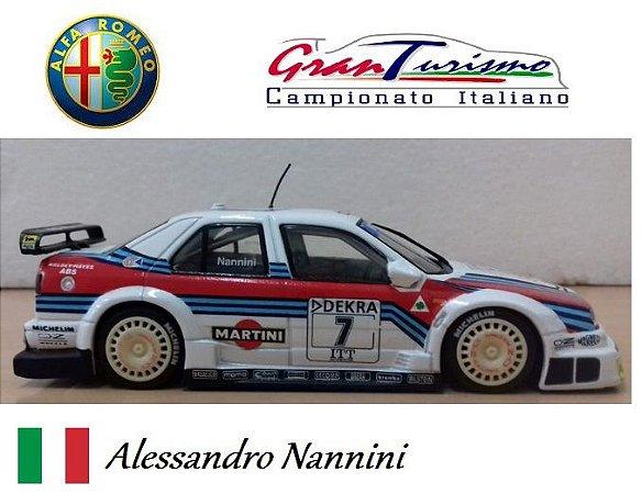 Minichamps - Alfa Romeo 155 V6 Ti (Presentation) - 1/43