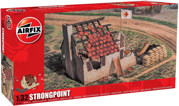 AIRFIX - STONGPOINT - 1/32