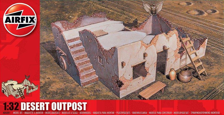 AirFix - Desert Outpost - 1/32