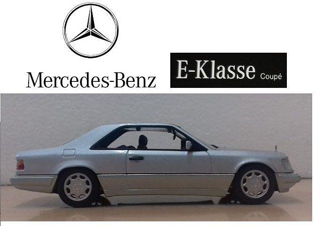 Minichamps - Mercedes-Benz E-Klasse Coupé - 1/43