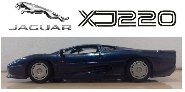 Minichamps - Jaguar XJ220 - 1/43