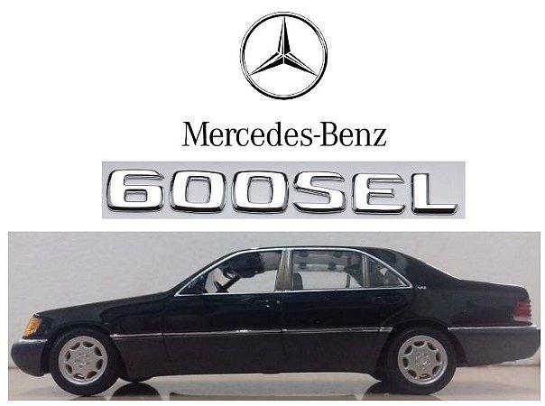 Minichamps - Mercedes-Benz 600 SEL - 1/43