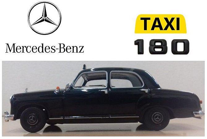 Minichamps - Mercedes-Benz 180 Taxi 1955 - 1/43