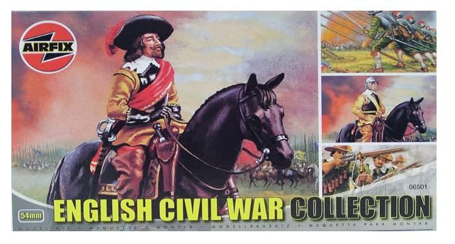 AIRFIX - ENGLISH CIVIL WAR - 1/32