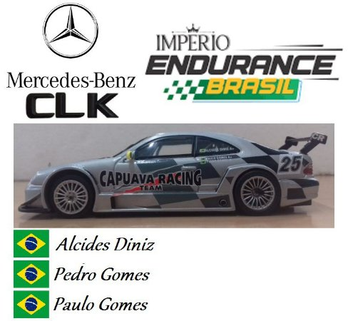 "Minichamps - Mercedes-Benz CLK ""DTM"" - 1/43"