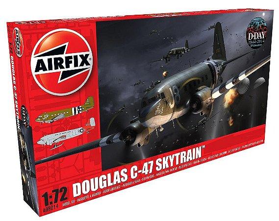 AIRFIX - DOUGLAS C-47 DAKOTA SKYTRAIN MILITAR - 1/72