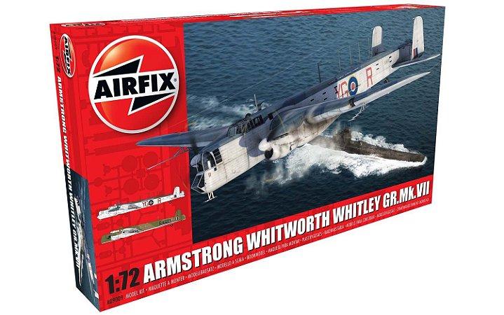 AIRFIX - ARMSTRONG WHITWORTH WHITLEY GR.MK.VII - 1/72