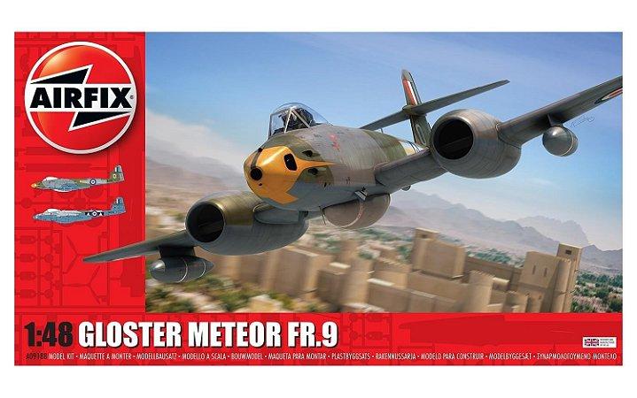 AIRFIX - GLOSTER METEOR FR.9 - 1/48
