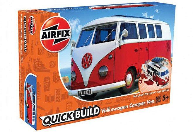 AIRFIX QUICK BUILD - VW CAMPER