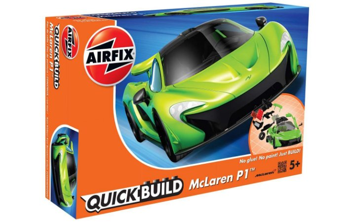 AIRFIX QUIK BUILD - MCLAREN P1