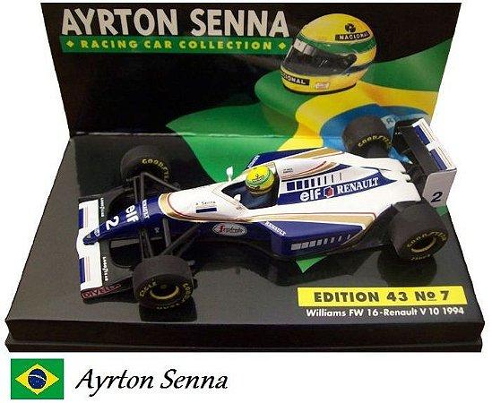 Minichamps - Williams FW16 Renault F1 1994 - 1/43
