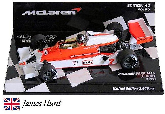 Minichamps - McLaren M26 Ford F1 1978 - 1/43