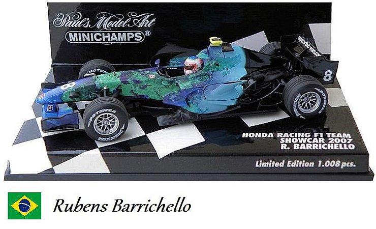 Minichamps - Honda RA107 F1 2007 (Showcar) - 1/43