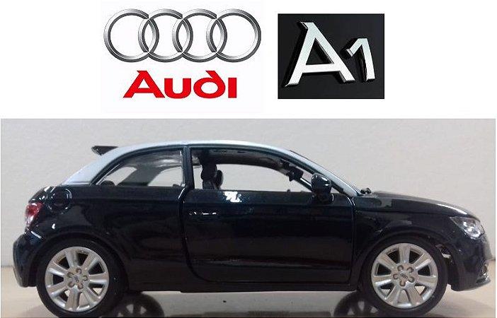 Burago - Audi A1 - 1/24