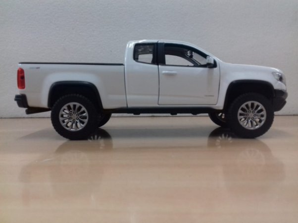 Maisto - Chevrolet Colorado ZR2 2017 - 1/27