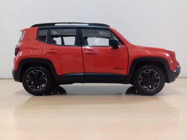Welly - Jeep Renegade Tailhawk - 1/24