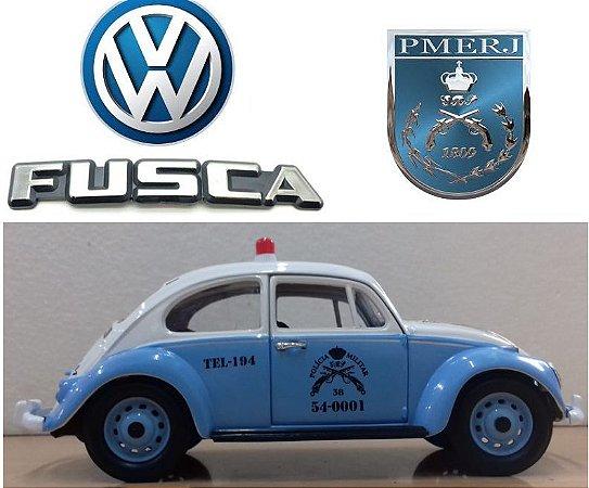 California Toys - Volkswagen Fusca - 1/24