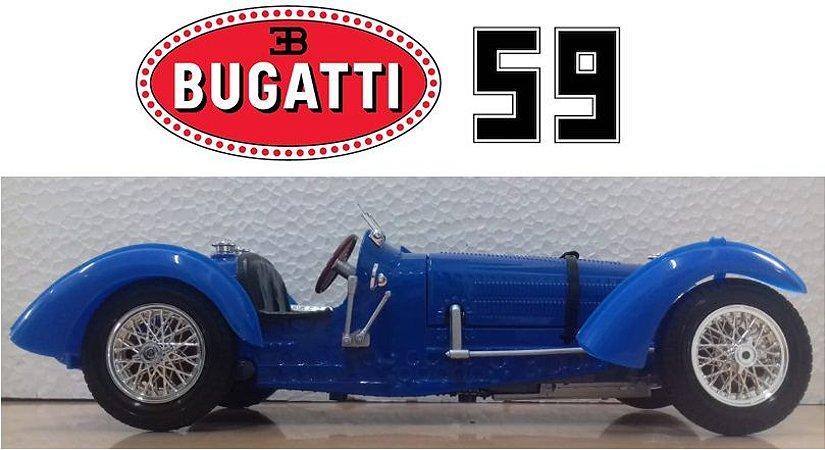Burago - Bugatti Type 59 - 1/18