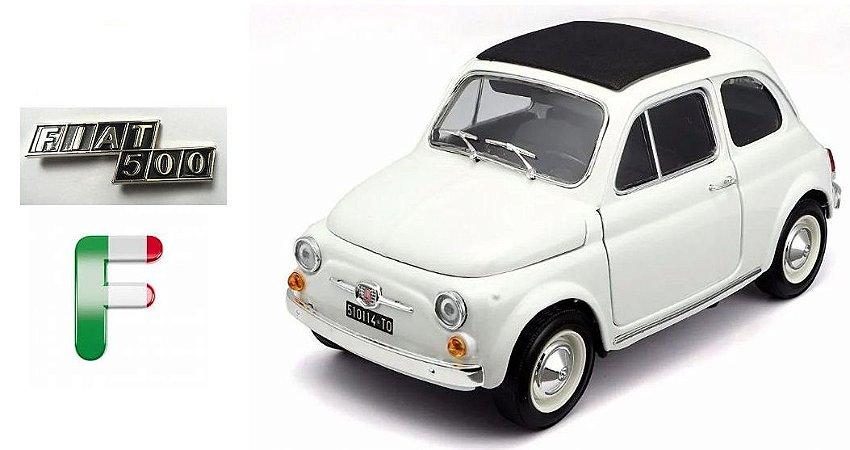 Burago - Fiat 500 F 1965 - 1/18