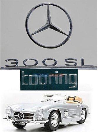 Burago - Mercedes-Benz 300 SL Touring 1957 - 1/18