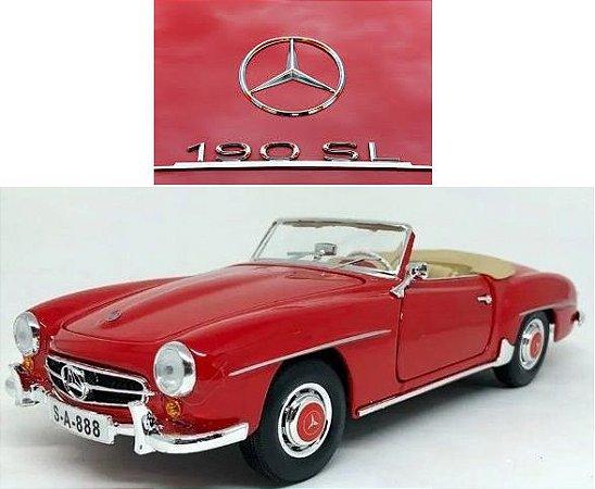Maisto - Mercedes-Benz 190SL 1955 - 1/18
