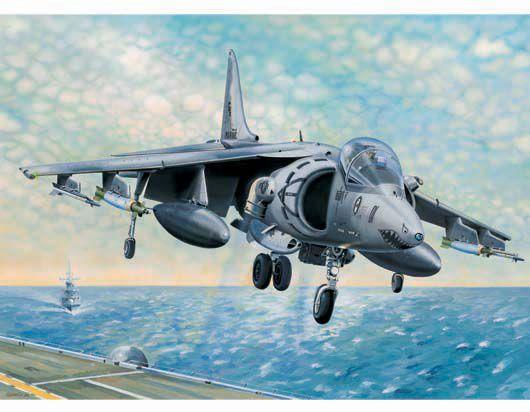 TRUMPETER - AV-8B HARRIER II - 1/32