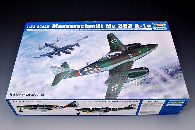 Trumpeter - Messerchmitt Me 262 A-1a - 1/32