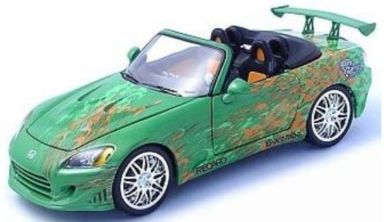 Ertl Collectibles - Honda S2000 Street Tuner 2000 - 1/18