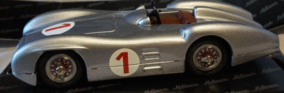 Schuco - Mercedes-Benz W196 Stromlinie - 1/24