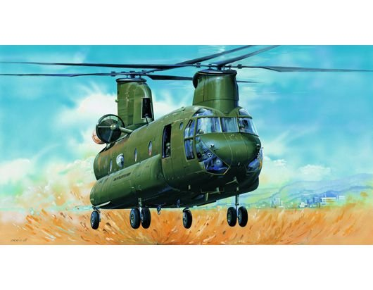 "TRUMPETER - CH-47D""CHINOOK"" - 1/35"