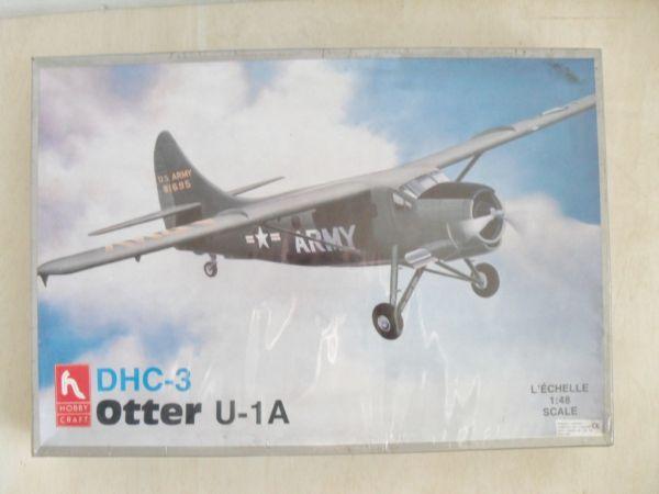 HOBBYCRAFT - DHC-3 OTTER U-1A