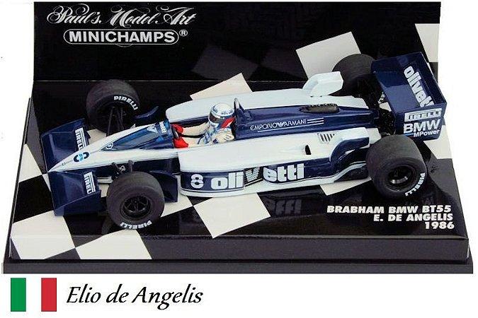 Minichamps - Brabham BT55 BMW F1 1986 - 1/43