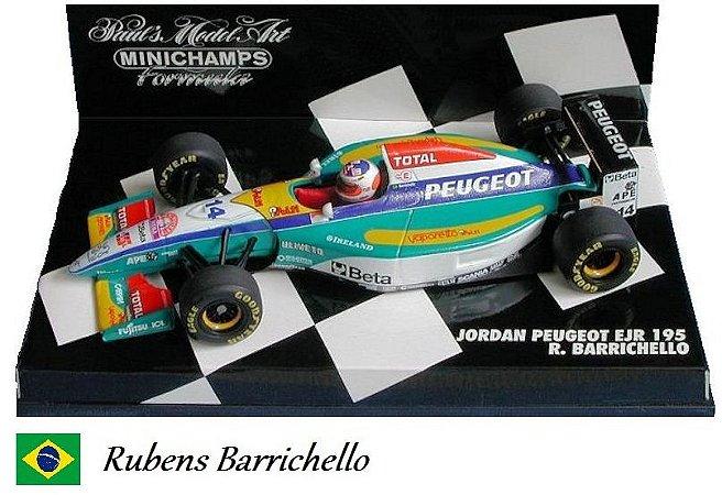 Minichamps - Jordan EJR195 Peugeot F1 1995 - 1/43