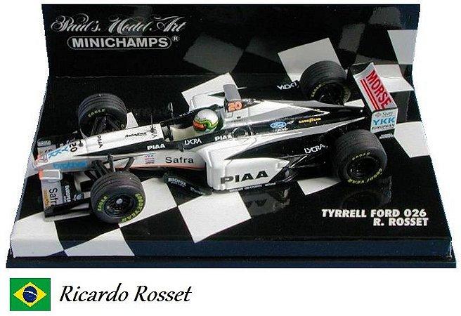 Minichamps - Tyrrell 026 Ford F1 1998 - 1/43