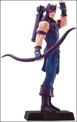 Eaglemoss - Gavião-Arqueiro (Hawkeye) - Figura em Metal
