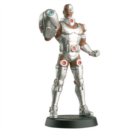 Eaglemoss - Cyborg - Figura em Metal