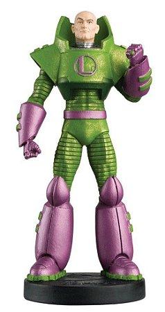 Eaglemoss - Lex Luthor - Figura em Metal