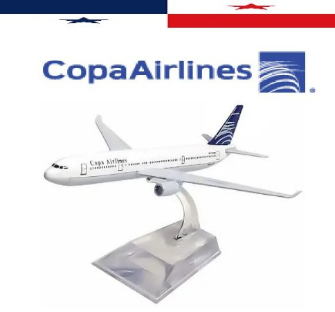 PPM Models - Airbus A330 - Copa Airlines