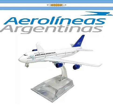 PPM Models - Boeing 747 - Aerolineas Argentinas
