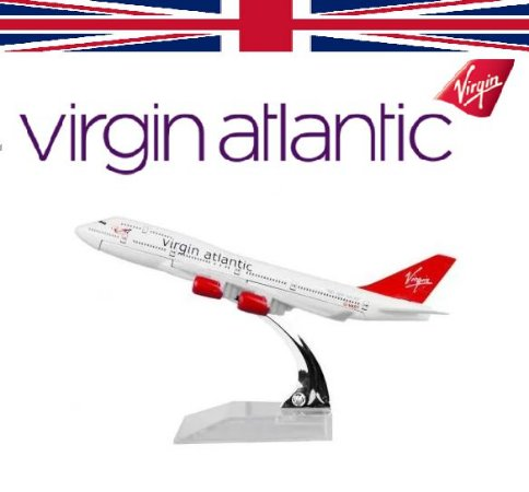 PPM Models - Boeing 747 - Virgin Atlantic