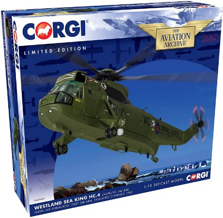 CORGI - WESTLAND SEA KING HC.4 - 1/72