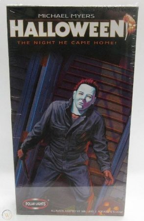 "POLAR LIGHTS - MICHAEL MYERS ""HALLOWEEN"" - 1/8"