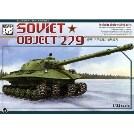 """PANDA - SOVIET HEAVY TANK """"OBJECT 279"""""""
