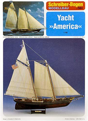 Schreiber-Bogen - Yacht America - 1/100