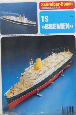 Schreiber-Bogen - TS Bremen - 1/200