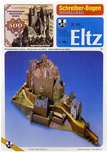 Schreiber-Bogen - Burg Eltz - 1/160