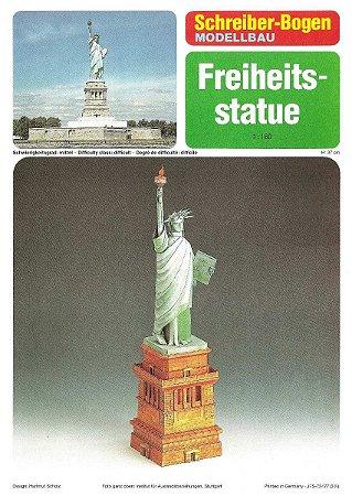 Schreiber-Bogen - Freiheits-statue - 1/160