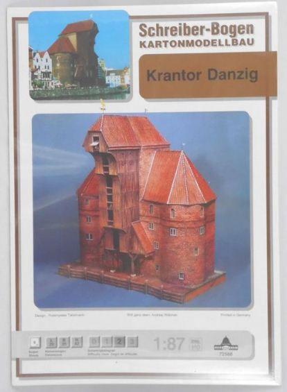 Schreiber-Bogen - Krantor Danzig - 1/87